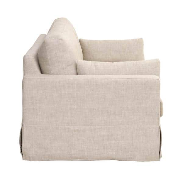 Howard 89 Sofa Bisque French Linen
