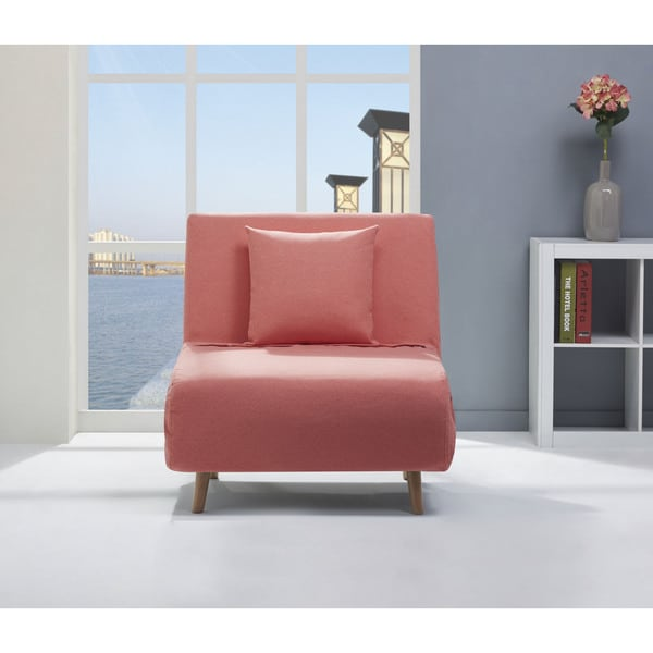 Vista Coral Convertible Chair Bed Free Shipping Today