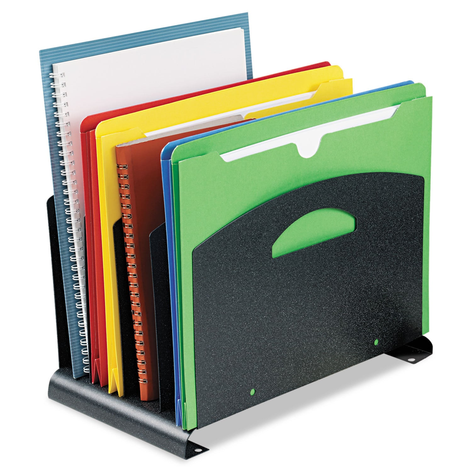 Steelmaster Contemporary Organizer with Handle 4 Sections...