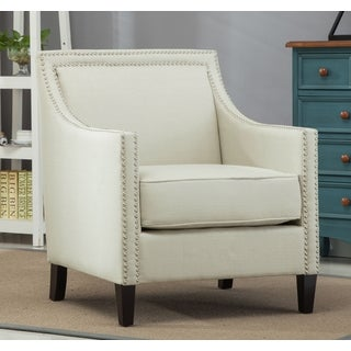 Tanner Taupe Accent Chair by Greyson Living