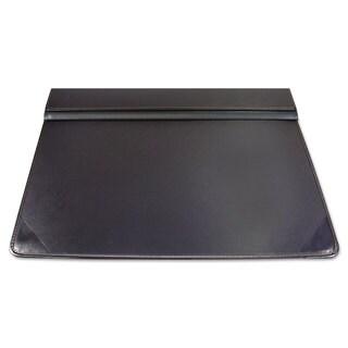 Artistic Executive Desk Pad Organizer with Storage Matte Finish 22 x 17 Black