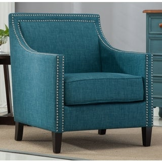 Greyson Living Tanner Teal Accent Chair