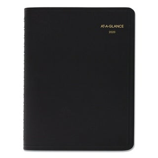 AT-A-GLANCE Four-Person Group Daily Appointment Book, 8 x 10 7/8, White, 2018