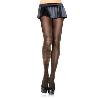 Leg Avenue Women's Glitter Lurex Tights
