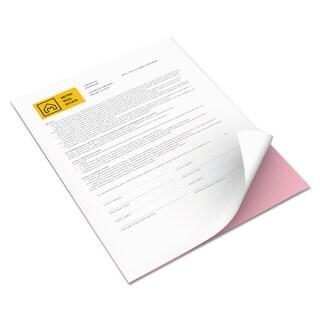 Xerox Bold Digital Carbonless Paper 8 1/2 x 11 White/Pink 5 000 Sheets/Carton