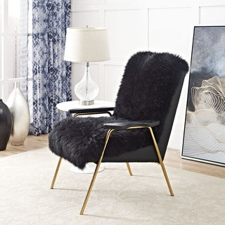 Sprint Golden Australian Wool Arm Chair