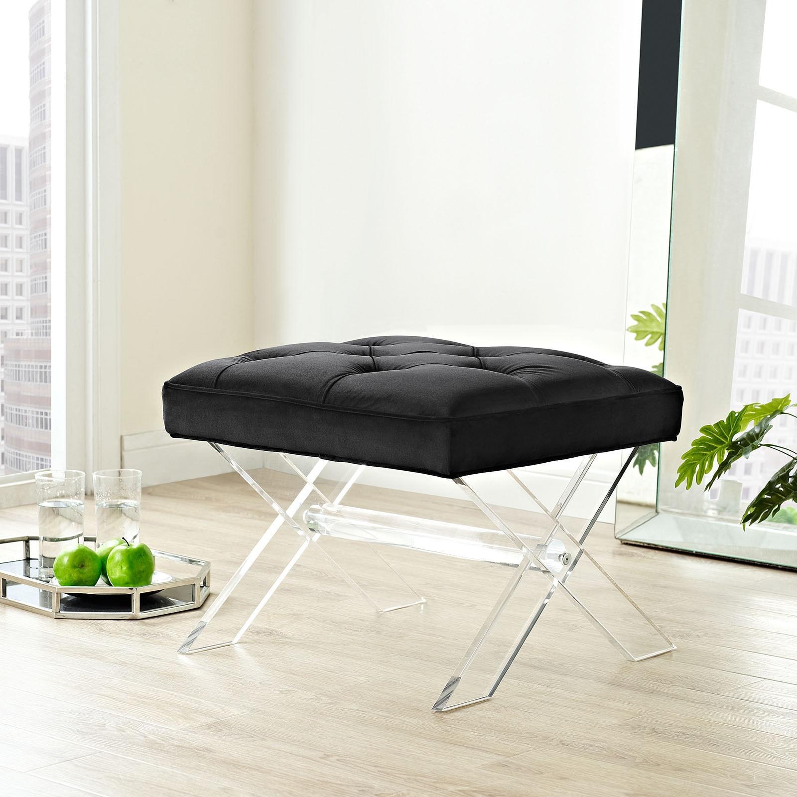Outstanding Modway Swift Bench Creativecarmelina Interior Chair Design Creativecarmelinacom