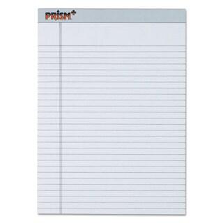 TOPS Prism Plus Colored Legal Pads 8 1/2 x 11 3/4 Grey 50 Sheets Dozen