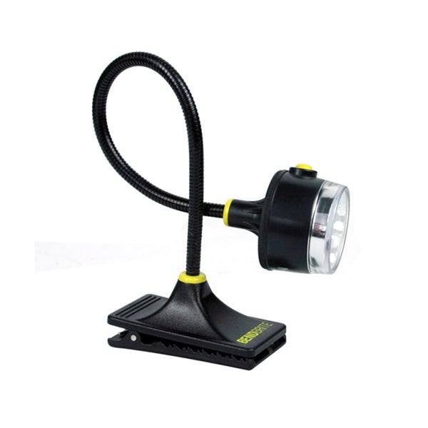 Nebo Bendbrite 5423 Hands-free Flex Light with Magnetic Clip