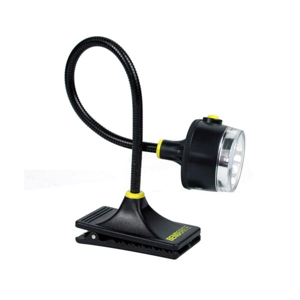 Nebo Bendbrite 5423 Hands-free Flex Light with Magnetic Clip