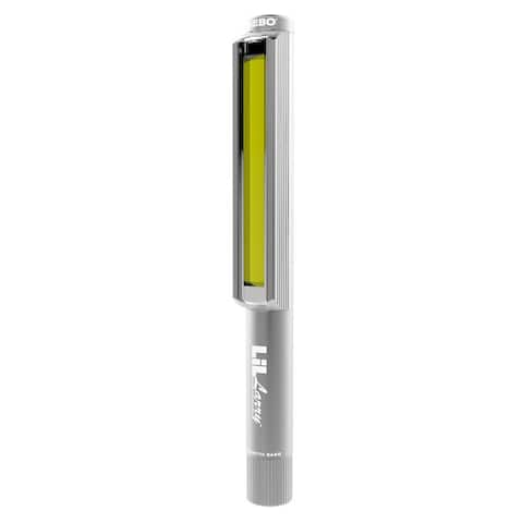 Nebo Lil Larry Silver-tone Aluminum Flashlight