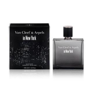 Van Cleef and Arpels in New York Men's 4.2-ounce Eau de Toilette Spray