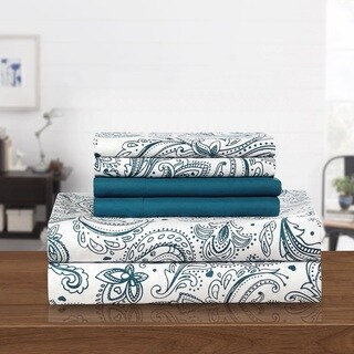Chic Home 6-Piece Watkins Park Sheet Set
