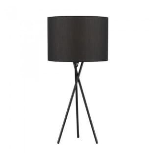 Euro Style Collection Lisboa 25 Inches Tripod Table Lamp