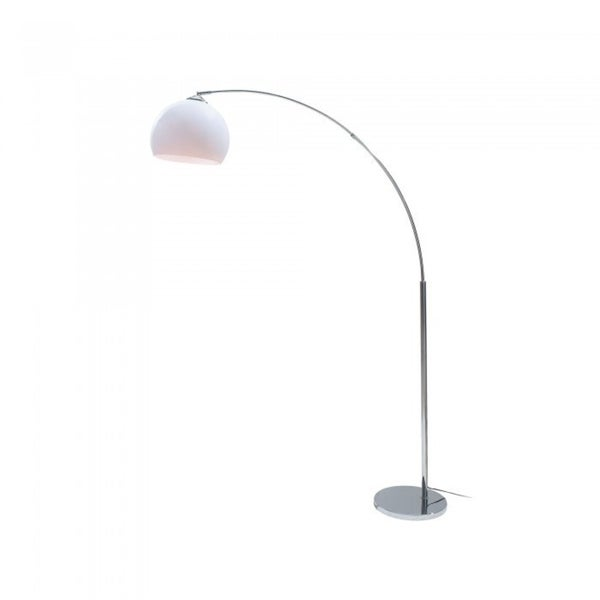 Euro Stle Collection Munic Arched Floor Lamp (69 in.)