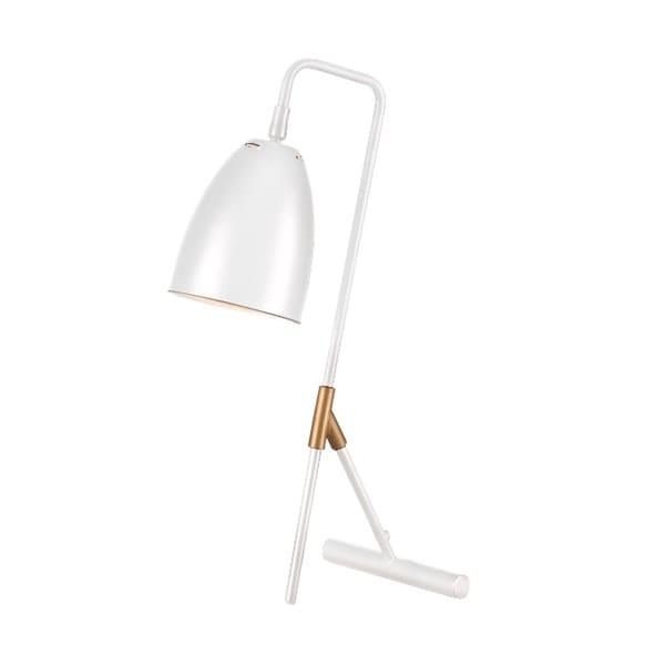 """Euro Style Collection Copenhagen 18"""" Inches Modern Table Lamp"""