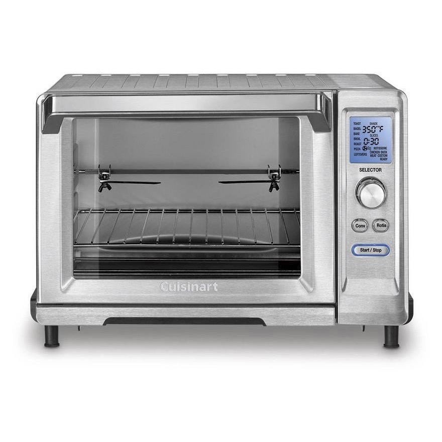 Cuisinart TOB-200N Rotisserie Convection Toaster Oven (St...