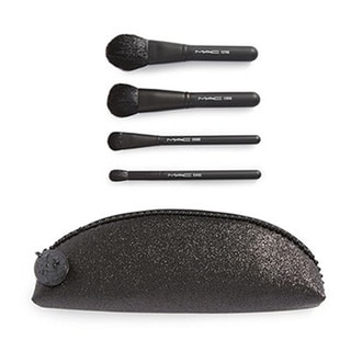 MAC Keepsakes In Extra Dimension 4-piece Brush Kit
