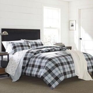 Eddie Bauer Lewis Plaid Comforter Set