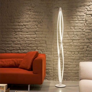 Twist 63-inch LED Floor Lamp