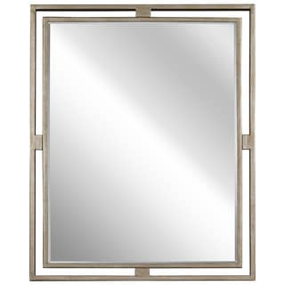 Kichler Lighting Hendrik Collection Sterling Gold Wall Mirror