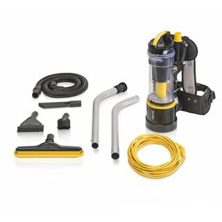 Prolux 2.0 Commercial Bagless Backpack Vacuum with Deluxe 1 1/2 inch Tool Kit