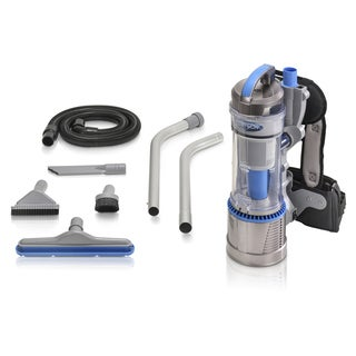 Prolux 2.0 Bagless Backpack Vacuum Standard Model with Deluxe 1 1/2 inch Tool Kit