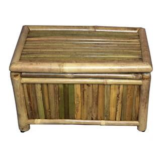 Small Bamboo Rectangular Box
