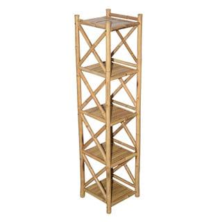 Bali 5-tier Slim Profile Shelf