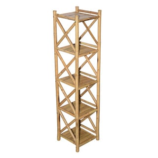 Bali 5-tier Slim Profile Shelf
