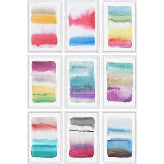 Blended Colors Polyptych