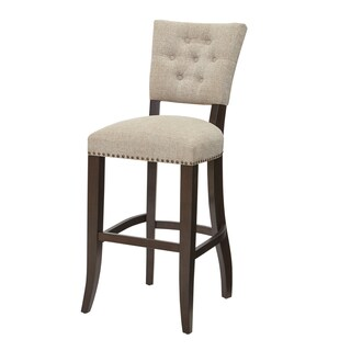 INK+IVY Brooklyn Cream Barstool