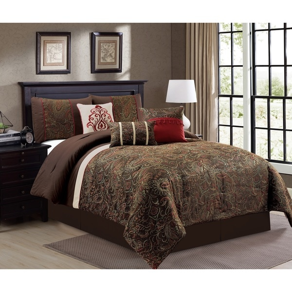 Estella 7-piece Luxury Comforter Set