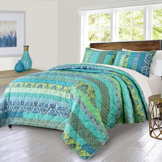 Softesse Allan 3 Piece Quilt Set