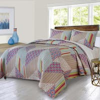 Softesse Chevron Mini Quilt Set