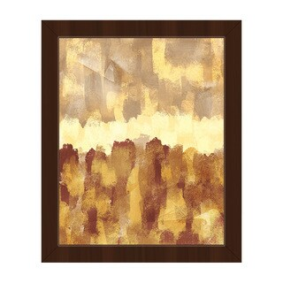 Southern Browns Framed Canvas Wall Art Print