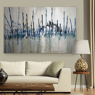 U0027Marshu0027s Edgeu0027 Gallery Wrapped Canvas Art