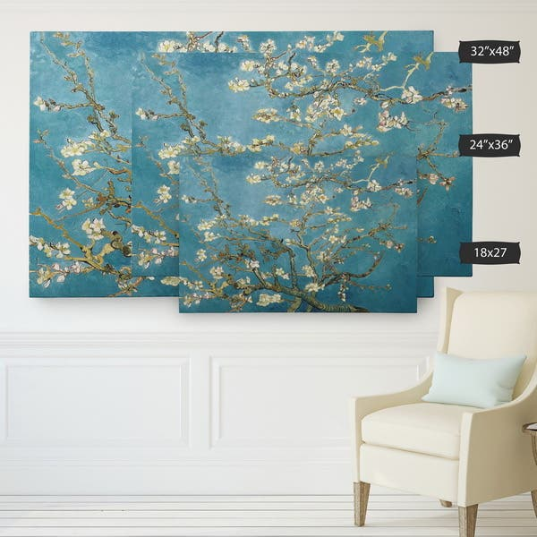 Shop Wexford Home Almond Blossom Fine Art Giclee Free