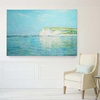 Wexford Home Claude Monet 'Low Tide' Giclee Print
