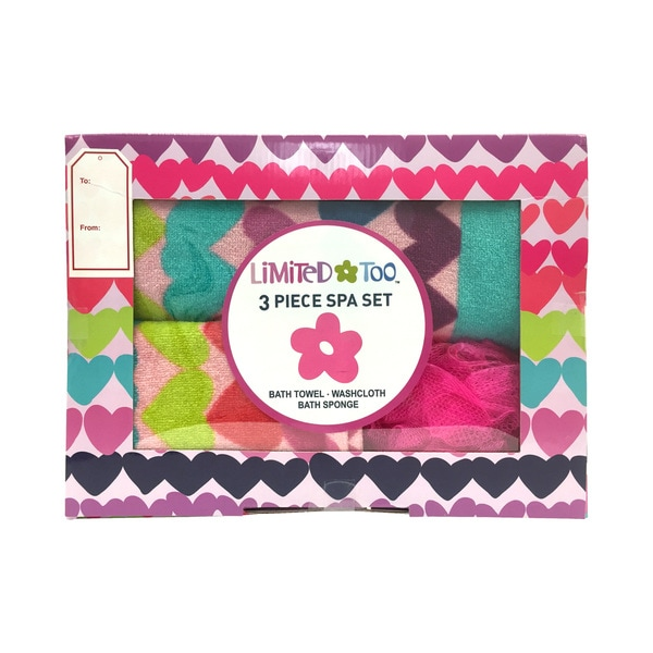 """Limited Too """"Hearts So Sweet"""" Gift Set"""