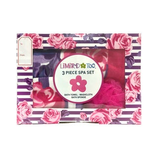 Limited Too Roses Gift Set