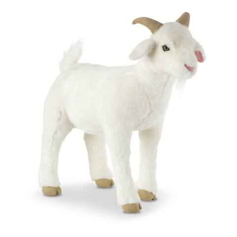 Melissa & Doug Plush Goat