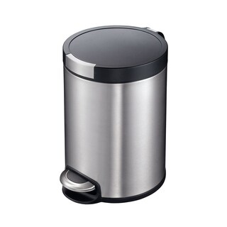 5L Artistic Trash Can Stainless