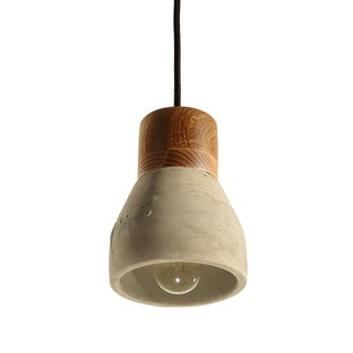 Journee Home 'Eartha' 7 in Hard Wired Cement Pendant Lamp