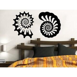 hells Wall Stickers Home Decor Nautical Bathroom Art Bedroom Design Sticker Decal size 22x30 Color Black