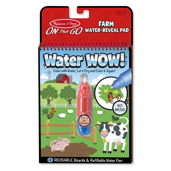 Melissa & Doug Farm Water Wow!