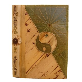 Handmade Yin Yang Photo Album (Indonesia)