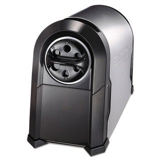Bostitch SuperPro Glow Commercial Electric Pencil Sharpener Black/Silver