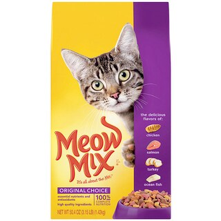 Meow Mix Meow Mix Original Choice Cat Food