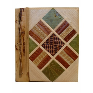 Handmade Contemporary Diamond Design Photo Album (Indonesia)
